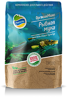 Удобрение Рыбная мука ОрганикМикс 850г