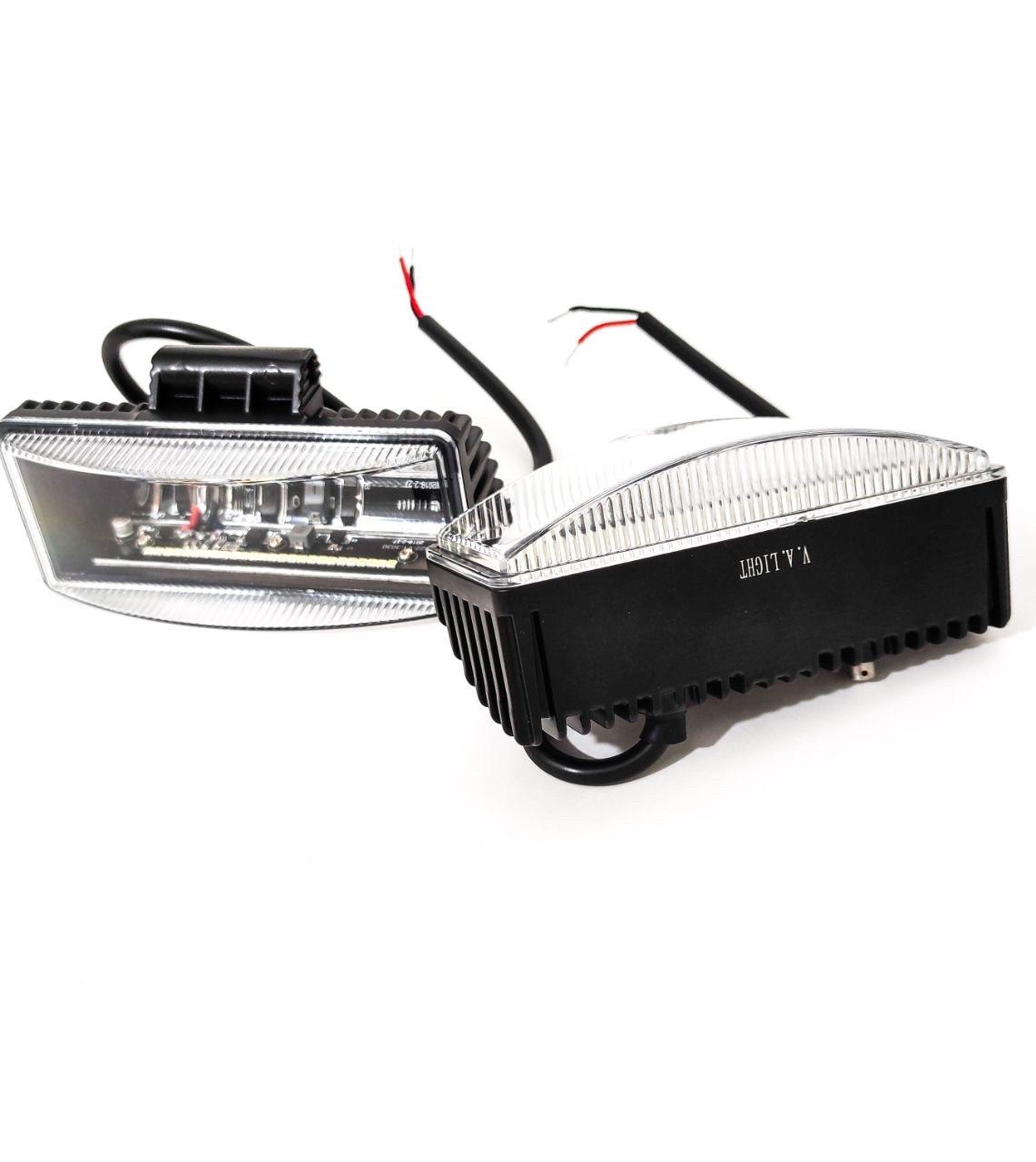 Светодиодные противотуманки LED