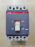 Автоматический выключатель ABB S3N 250A 1SDA027390R1