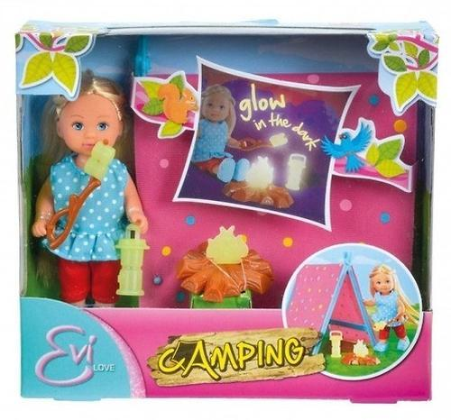 Набор Кукла Еви Кемпинг