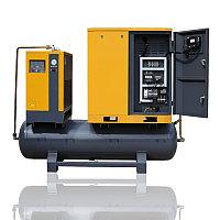 Винтовой компрессор APB-10A-500-AP, -1,1куб.м, 7,5кВт