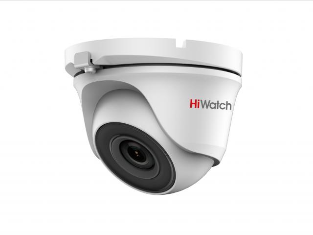 Купольные HD-TVI камеры