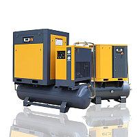 Винтовой компрессор APB-15A-500-AP, 1,5 куб.м, 11кВт