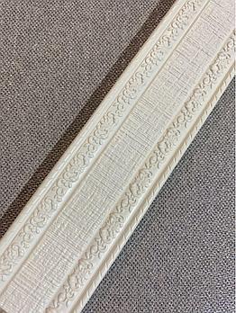Полиуретановые молдинги Plate E-45 Pure White 45*9