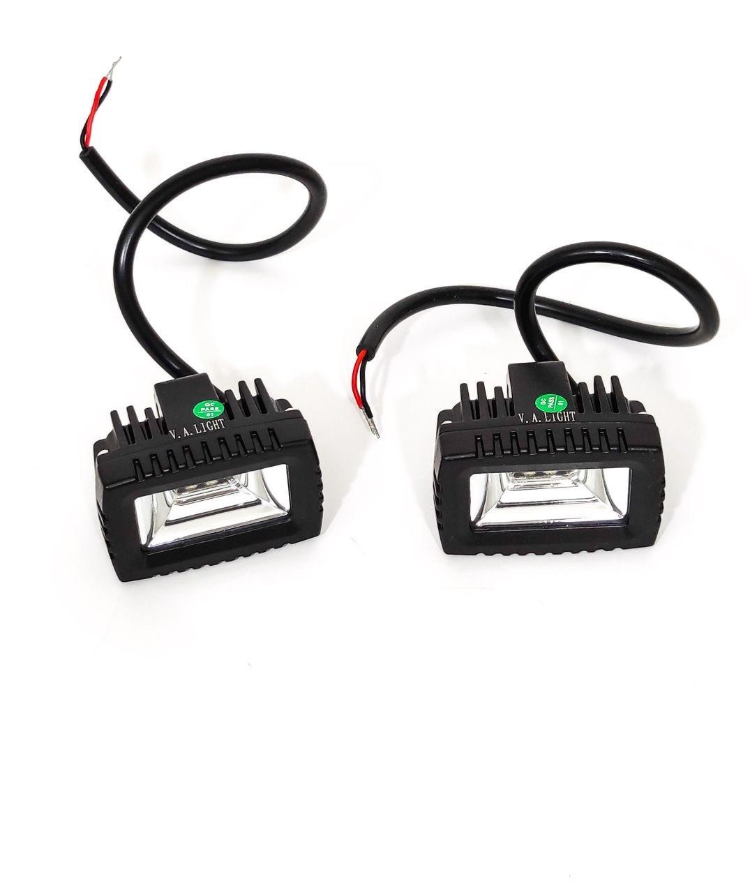Дополнительная LED фара для внедорожников