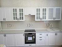 Прямая кухня МДФ в классическом стиле