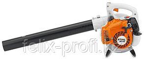 Воздуходув бензиновый STIHL BG 50 раб. объем 27.2см³,макс.скорость возд.потока 58 м/с, масса 3,6 кг