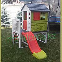 Какие бывают детские домики?