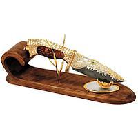 Авторский нож «Аллигатор»