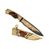 Нож «Fox-2» сувенирный (дамаск)