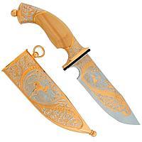 Нож подарочный «Лось»
