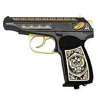 Подарочный пистолет ПМ «Макаров MP-654K», с гербом РФ (вариант 2)