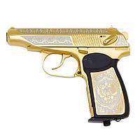 """Подарочный пистолет Макарова """"MP-654K"""", газобаллонный"""