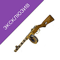 Пистолет-пулемет Шпагина «ППШ-41СХП»