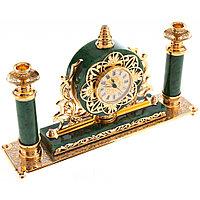 Часы «Царские», с подсвечниками