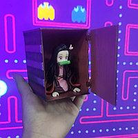 Статуэтка Незуко в ящике - Клинок Рассекающий Демонов