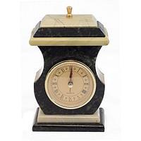 Часы со шкатулкой «Ретро» офиокальцит
