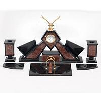 Настольный набор «Орел» креноид бронза