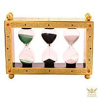 Песочные часы «Пески времени» Златоуст на 3, 4 и 5 минут