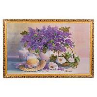 Картина «Легкие краски», багет - 60х100 см.