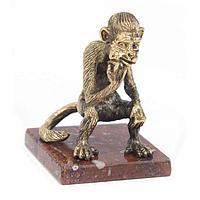 Статуэтка «Задумчивый» бронза креноид