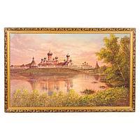 Картина «Монастырь под Казанью», багет - 50х80 см.