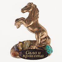 """Магнит """"Конь"""" 90х77"""