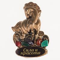 """Магнит """"Конь"""" 95х65"""