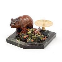 Подсвечник «Медвежонок»