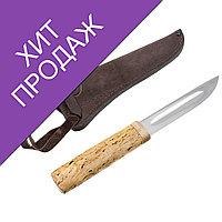 Кованый нож «Якутский» из стали Х12МФ