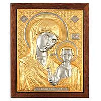 Икона автомобильная «Казанская Богоматерь»