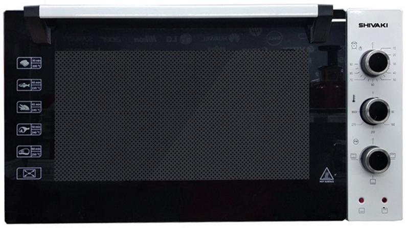 Мини-печь, электрическая Shivaki MD 4218 E white
