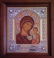Икона «Казанская Богоматерь», вариант 3