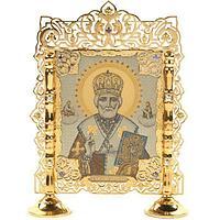 Икона настольная «Николай Чудотворец»