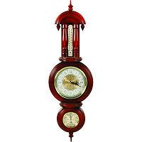 Метеостанция настенная (часы, барометр, термометр) М-04