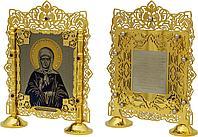 Икона «Матрона Московская на подставке»