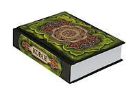 Книга «Коран» (Перевод с арабского и комментарий М в кожаном переплете
