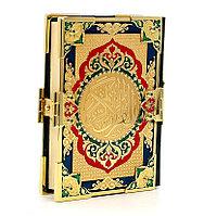 Книга «Коран» подарочный (малый) в кожаном переплете