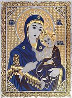 Настенная икона «Мадонна» (вариант 2) г. Златоуст