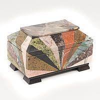 Ларец Мозаика средний 16х10х9,5 см