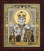 Икона «Николай Чудотворец» в раме
