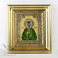 "Настенная икона ""Матрона Московская"" г. Златоуст"