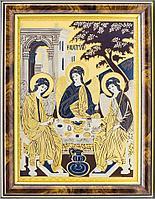 Настенная икона «Троица» (вариант 2) г. Златоуст