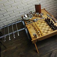 """Набор для пикника """"Шахматы"""" (6 персон)"""