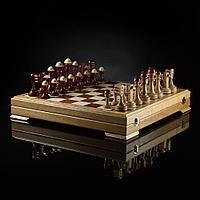 Шахматы подарочные «День Строителя»