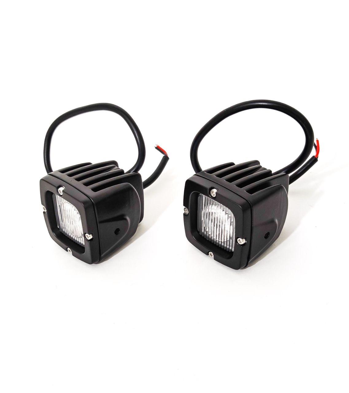 Дополнительная светодиодная фара для автомобилей 1 CREE XM-L T6 10W