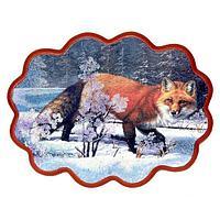 Панно «Лисица» (34х26 см)