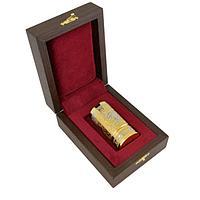 Подарочная стопка «Армейская» латунь, позолота (вариант)