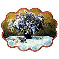 Панно «Сирень» (34х26 см)