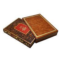 Книга в кожаном переплете «История средневековой медицины»